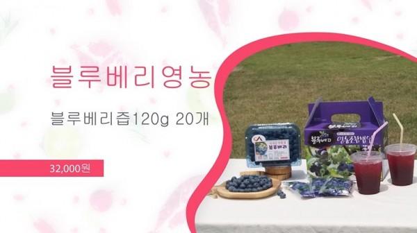 5 1 블루베리영농 블루베리즙120g 20개.JPG