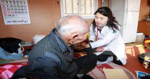 태안군, '의료 사각지대 없앤다!' 우리마을 주치의제 운영