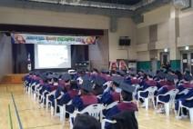 [안면고] 제44회 졸업식, 새로운 출발을 응원합니다!
