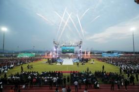 태안군, 제28회 충청남도민생활체육대회 화려한 개막!